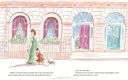 Beatrix Potter Interior Two